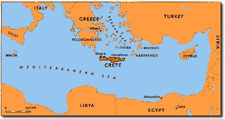 Crete Welcome To Crete Island Welcome To The Land Of Deep